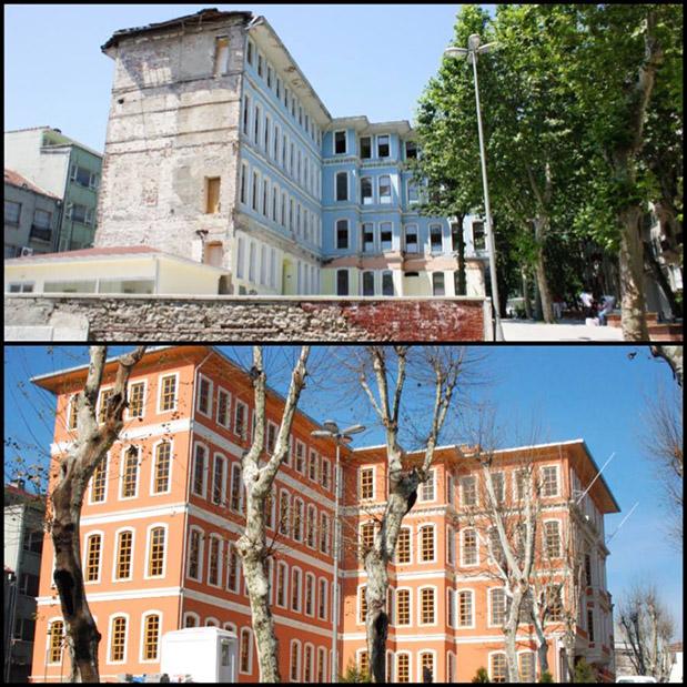 Arif Paşa Konağı Bakım, Onarım ve Restorasyon İşi