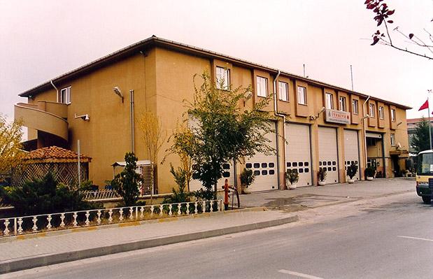 Beşiktaş, Şişli, Kağıthane, Alibeyköy, Seyrantepe İtfaiye Grup Binalarının Onarım ve Güçlendirme İnşaatı İşi