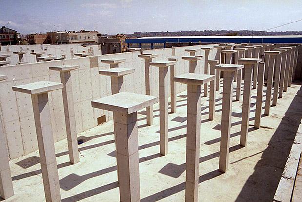 Büyükçekmece Kıraç-Çakmaklı İsale Hattı, Su Haznesi ve İçmesuyu Şebeke İnşaatı İşi