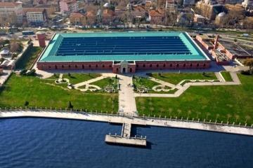 Eyüp Feshane Tasavvuf ve Osmanlı Kıyafetleri Müzesi İnşaatı