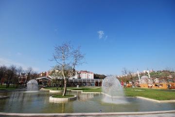 Eyüp Parkı ve Sosyal Tesisleri İnşaatı
