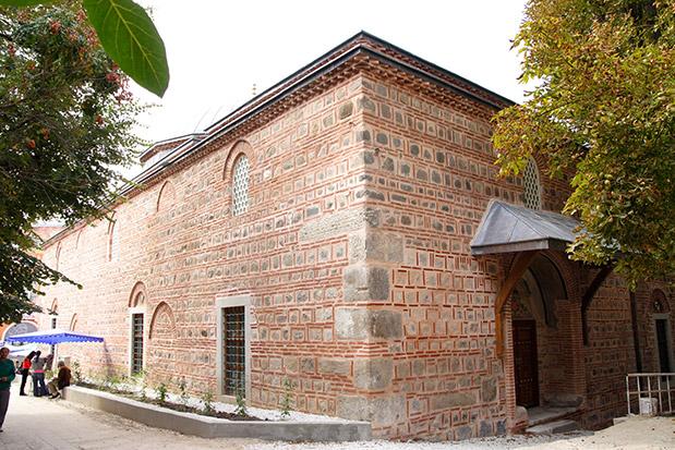 Filibe Murat Hüdavendigar (Cuma) Camii Restorasyonu İşi