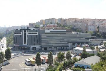 İBB Lojistik Destek Merkezi İnşaatı