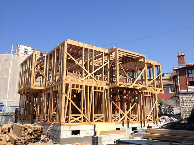 İ.Ü. Adalet Meslek Yüksek Okulu Yeni Bina Yapım İşi
