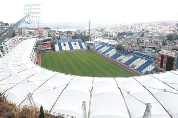 Kasımpaşa Stadı Ek Tribün İnşaatı