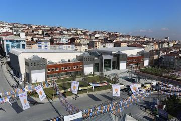 Sultangazi Kültür Merkezi İnşaatı