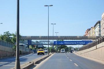 Yenikapı-Taksim Arası Protokol Yolu Aydınlatma İşi